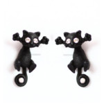 1-Pair-Popular-Long-Tail-Small-Leopard-Cat-Puncture-Girls-And-Boys-Stud-Earrings-for-Men (3)